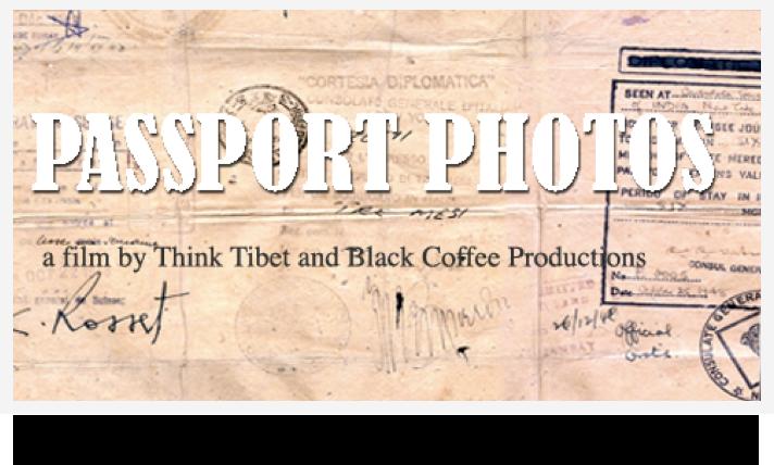 Passport Photos - a Tibetan documentary film