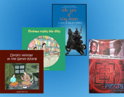 Lama Mani Books - an imprint of Think Tibet