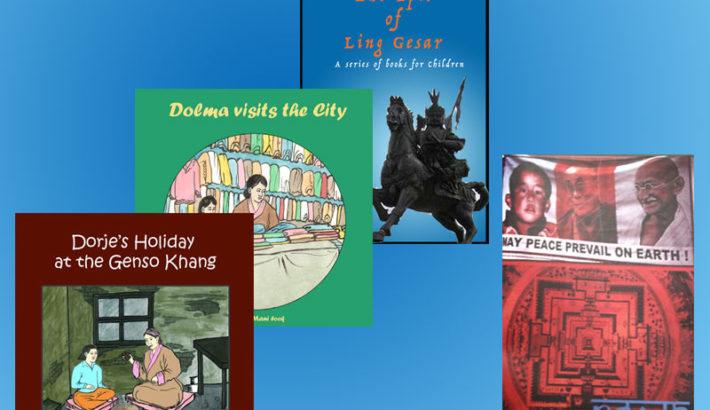 Lama Mani Books - an imprint of Think Tibet