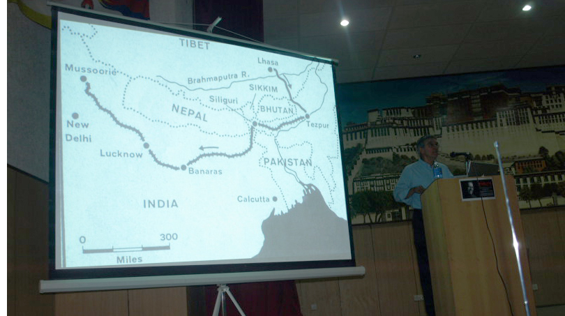 Tibet of Our Minds – A JOURNEY's END by Vijay Crishna