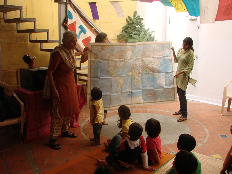 tory telling with PATARA was a successful attempt to invite young children to listen to expert story tellers who used a puppet to narrate tales from Tibet. Maps and images were used to illustrate the stories. – thinktibet.org